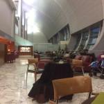 【空港ラウンジ体験記】ドバイ国際空港 Dubai International Business Class Lounge