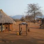アフリカ2度目のホームステイはザンベジ川のほとりで