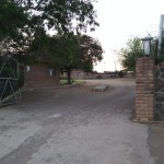 【世界の宿情報】ナミビア/Keetmanshoop/Municipal Camp&Caravan Park