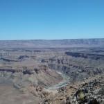 世界第二位の渓谷フィッシュリバーキャニオン