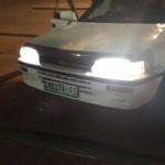 ナミビアでの恐喝未遂の次は南アフリカで暴行事件。 ことごとくついてない最近のタクシー