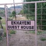 【世界の宿情報】レソト/Quthing/Ekhayeni Guesthouse
