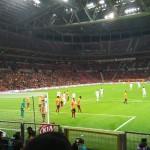 欧州蹴球記第一弾:トルコリーグ ガラタサライvsエスキスサスポル