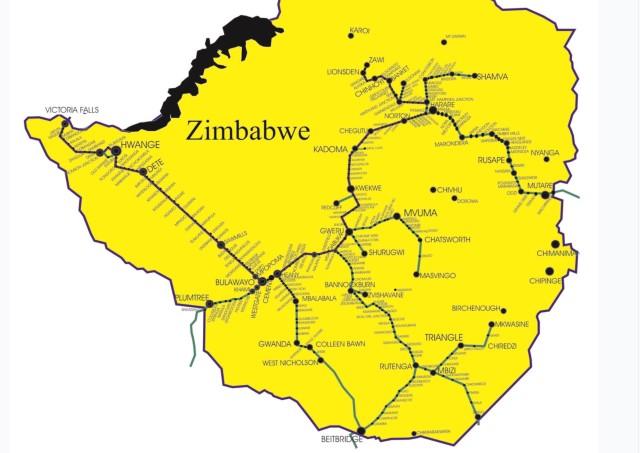 National Railway of Zimbabwe