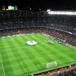 欧州蹴球記第五弾:チャンピオンズリーグ バルセロナvsローマ