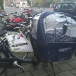 自転車王国オランダのちょっと変わった自転車たち