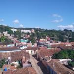 世界遺産の街トリニダーでロブスターとカリブ海を満喫