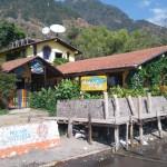 【世界の宿情報】グアテマラ/Santa Cruz La Laguna/La Iguana Perdida