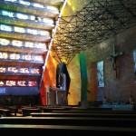 サンサルバドルの美しい教会群