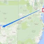 ベリーズシティからグアテマラのフローレスまでのローカルバスでの移動方法とベリーズ出国税について