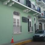 【世界の宿情報】パナマ/パナマシティ/Hospedaje Casco Viejo