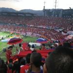 南米蹴球記第一弾:コロンビアリーグ インディペンデンテメデジンvsバランキージャジュニオール