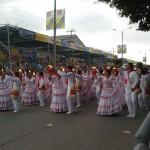 リオのカーニバルよりある意味すごいバランキージャのカーニバル