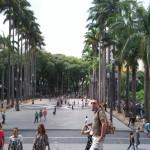 ブラジル最大の都市サンパウロと稲川素子事務所