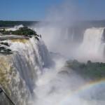 世界三大瀑布にして世界最大の滝であるイグアスの滝が凄まじすぎた