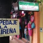【世界の宿情報】パラグアイ/Villarrica/Hospendaje La Guaireña