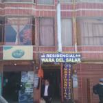 【世界の宿情報】ボリビア/ウユニ/Wara del Salar