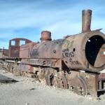 列車の墓場とウユニのゴミ問題と購買欲が止まらない