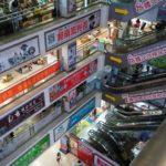 広州にある魅惑のショッピングモール万菱広場