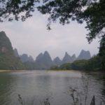 桂林と言えば漓江での川下り